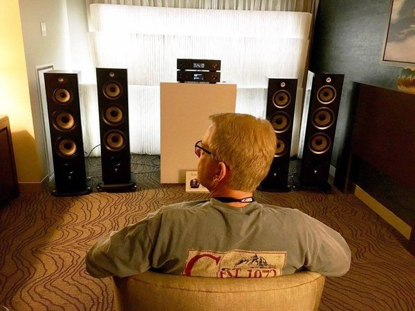 Hifi Demos: Blind or Sighted?
