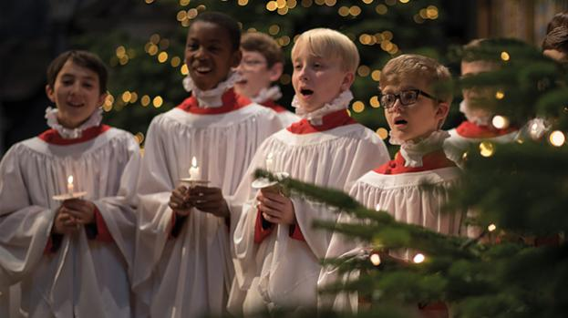 A Brief History of Christmas Songs